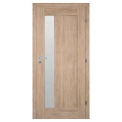 Interiérové dvere ZEUS so sklom - SOMO