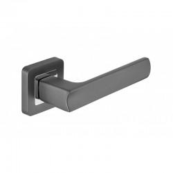 Kľučka na dvere IBIZA - grafit/nikel