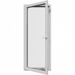 Jedokrídlové balkónové dvere, otváravo-sklopné, PRAVÉ